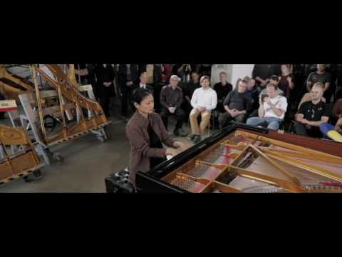 Live From The Factory Floor: Smetana Memories of Bohemia, Polkas Op 12 No1 in A moll, Mari Kodama