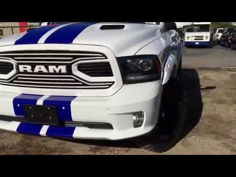 2018 Ram 1500 Sport | Toronto, Mississauga, Brampton ...