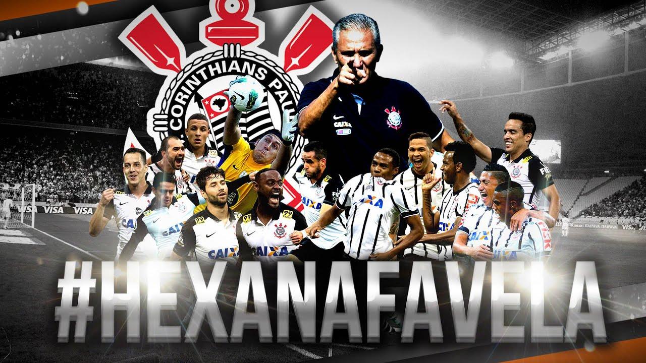 Fotos Corinthians ~ #HexaNaFavela Registro oficial do título YouTube