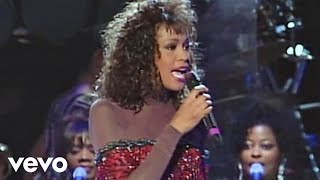 Whitney Houston I M Every Woman Live
