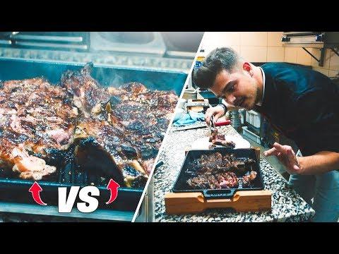 20€ DISCOUNTER VS 90€ PREMIUM | Dry-Aged Beef STEAK