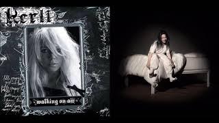 Billie Eilish x Kerli - Walking on Bad Guy (ft. Melanie Martinez & Halsey) (Mashup)
