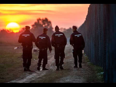 Hungary is the last defender of Europe - Magyarország Európa utolsó védelmezője