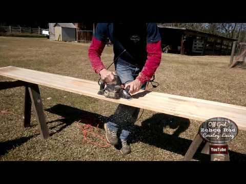 My review of the $35 Harbor Freight 5.5 Amp Electric Planer