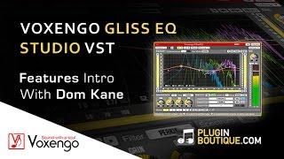 Voxengo Gliss EQ VST - Overview