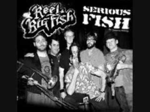 Reel Big Fish 'Thankyou For Not Moshing'