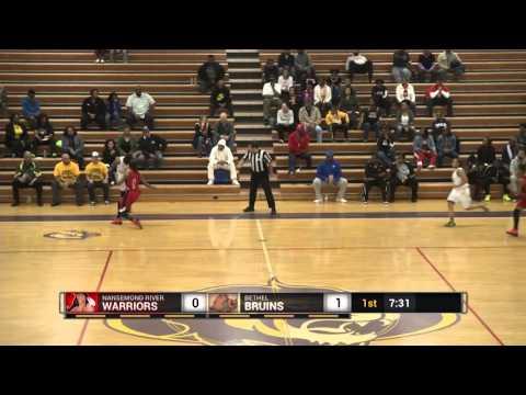 Nansemond River Lady Warriors  v Bethel Lady Bruins - Basketball - February 20, 2016