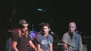Bret Michaels, Sully Erna, Scott Ian Part 3 of 5