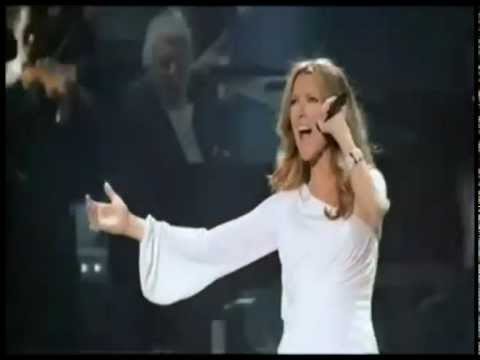 Celine Dion  All  Myself  in Las Vegas  still the best Vocals after 30 years