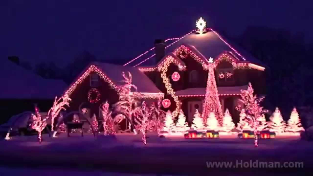 The Amazing Grace Christmas House Cover by Harproli - YouTube