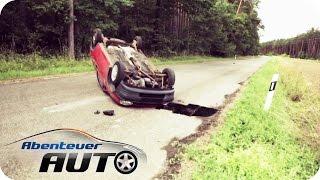 Extreme Unfallsituationen | Abenteuer Auto Classics