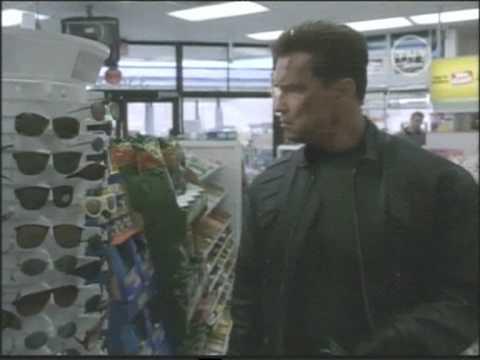 Terminator 3 - TALK TO THE HAND......