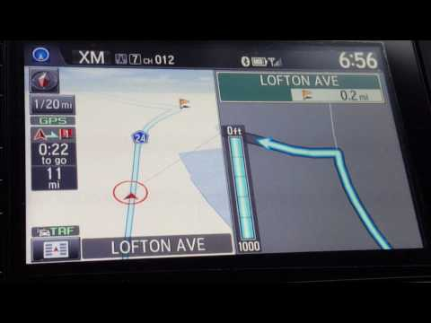 2016 Honda CRV Touring Defective Navigation System!