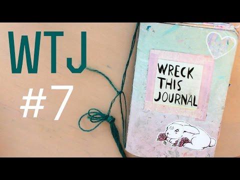 WTJ #7 Оформляем развороты | Уничтожь меня