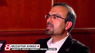 WishTV: Ahmadiyya Muslim Community USA condemns Paris attacks