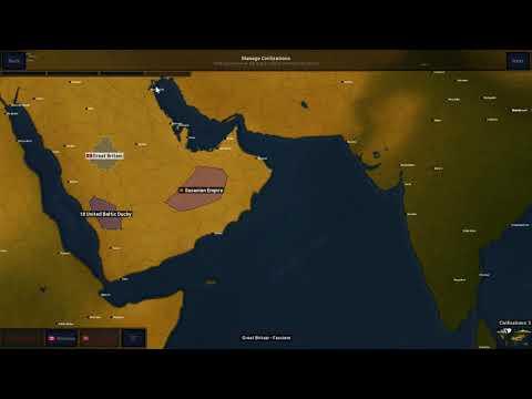Age of Civilizations II - Civilizations Search
