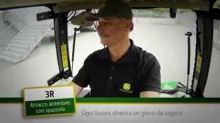 Trattori Compatti Serie 4 John Deere
