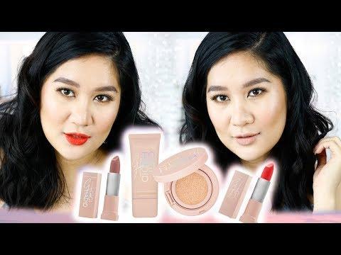 YAYAMANING GigiXMaybelline Makeup ( Worth It Ba or Joke Time? ) | Kris Lumagui