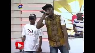 Kadabra MC e NIkotina - no BIG BOX show 2