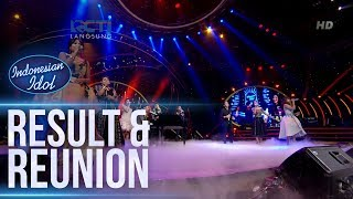 Video FINALIST IDOL ft. GLENN FREDLY - KARENA CINTA (Joy Tobing) - RESULT & REUNION - Indonesian Idol 2018 download MP3, 3GP, MP4, WEBM, AVI, FLV Mei 2018