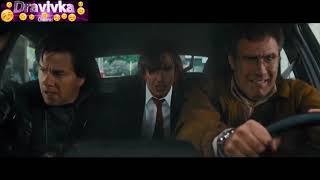 Финальный отрывок, Уйти от Массовой Погони (Копы в Глубоком Запасе/The Other Guys)2010