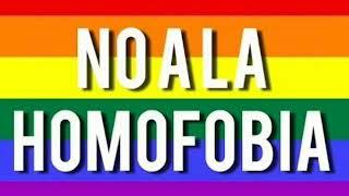 No a la discriminación a la comunidad LGBT
