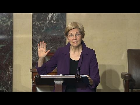 GOP Rebukes Warren for Citing Letter Criticizing Sessions