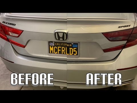 Check out this awesome mod for a   Honda Accord