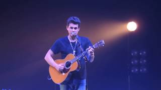 Who Says Live - John Mayer @ Modell Lyric
