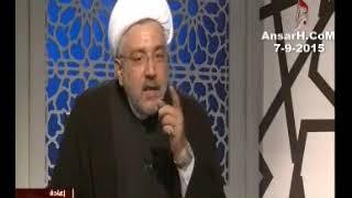 الشيخ محمد كنعان - تعليق على الألقاب التي يطلقها الناس على الأئمة عليهم السلام