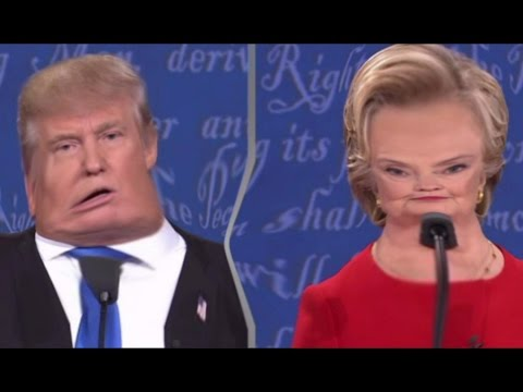 [YTP] Lester Holt Wins The First Presidential Debate