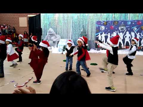 Tuba City Boarding School Christmas program 2017