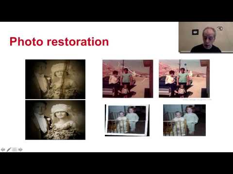 Digital image processing: p057 - Introduction to Image Inpainting