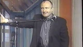Phil Collins on Rosie O'Donnell Show - Trashin' The Camp (Tarzan) Live - 1999