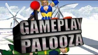 Gameplay Palooza - PlayStation - Tobal No. 1 Gameplay