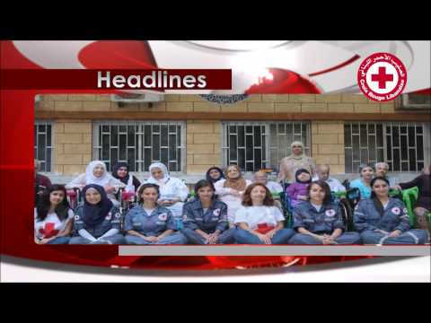 Lebanese Red Cross News - youth