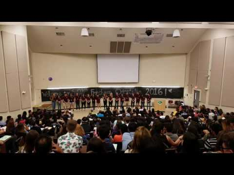 UCSD John Muir College Orientation 2016 - Orientation Leader Intros