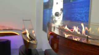 Ebios Fire  - kominki na biopaliwo