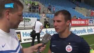 Interviews nach dem Auswärtsspiel beim Chemnitzer FC