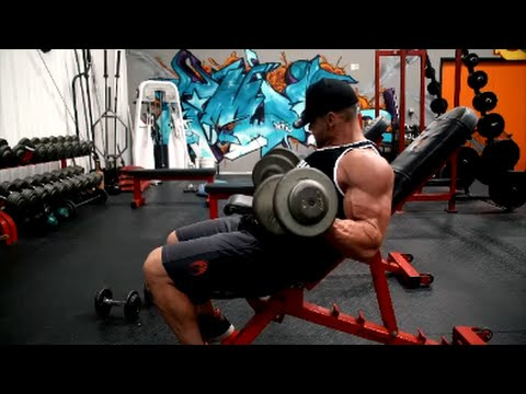 Rebuilt Training With James Grage: 10 Week Workout Plan for Hypertrophy | Day 4 Arms | Tiger Fitness