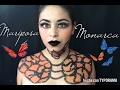 Mariposa Monarca |Maquillaje |🦋