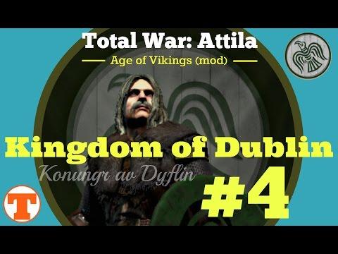 Age of Vikings: Kingdom of Dublin #4  (mod)