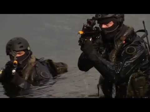 Dutch Special forces and marine corps