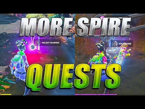 The Spire Quests – ALL Of Raz's Spire Quest Challenges! (How To Do The Spire Quests)
