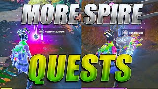 The Spire Quests - ALL Of Raz's Spire Quest Challenges! (How To Do The Spire Quests)