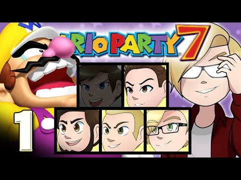 """Mario Party 7: """"Handicapped Major""""  - EPISODE 1 - Friends Without Benefits"""