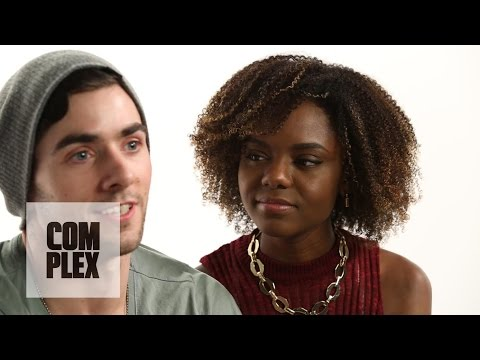 What Happens When Interracial Couples Get Real About Stereotypes | Complex from YouTube · Duration:  3 minutes 52 seconds