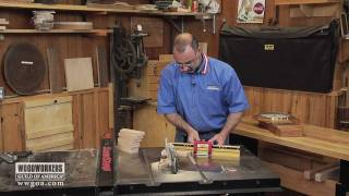 Mitering a Perfect Octagon