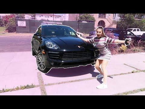 buying my dream car + living my best life...