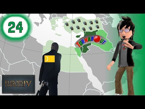 Once More, With Feeling | EU4: Cradle of Civilization – The Levant Turnabout 24